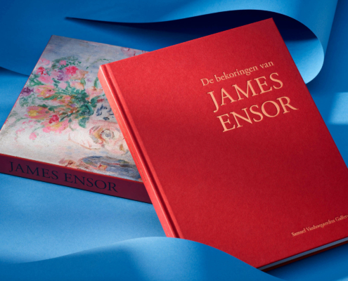 Kunstboek James Ensor