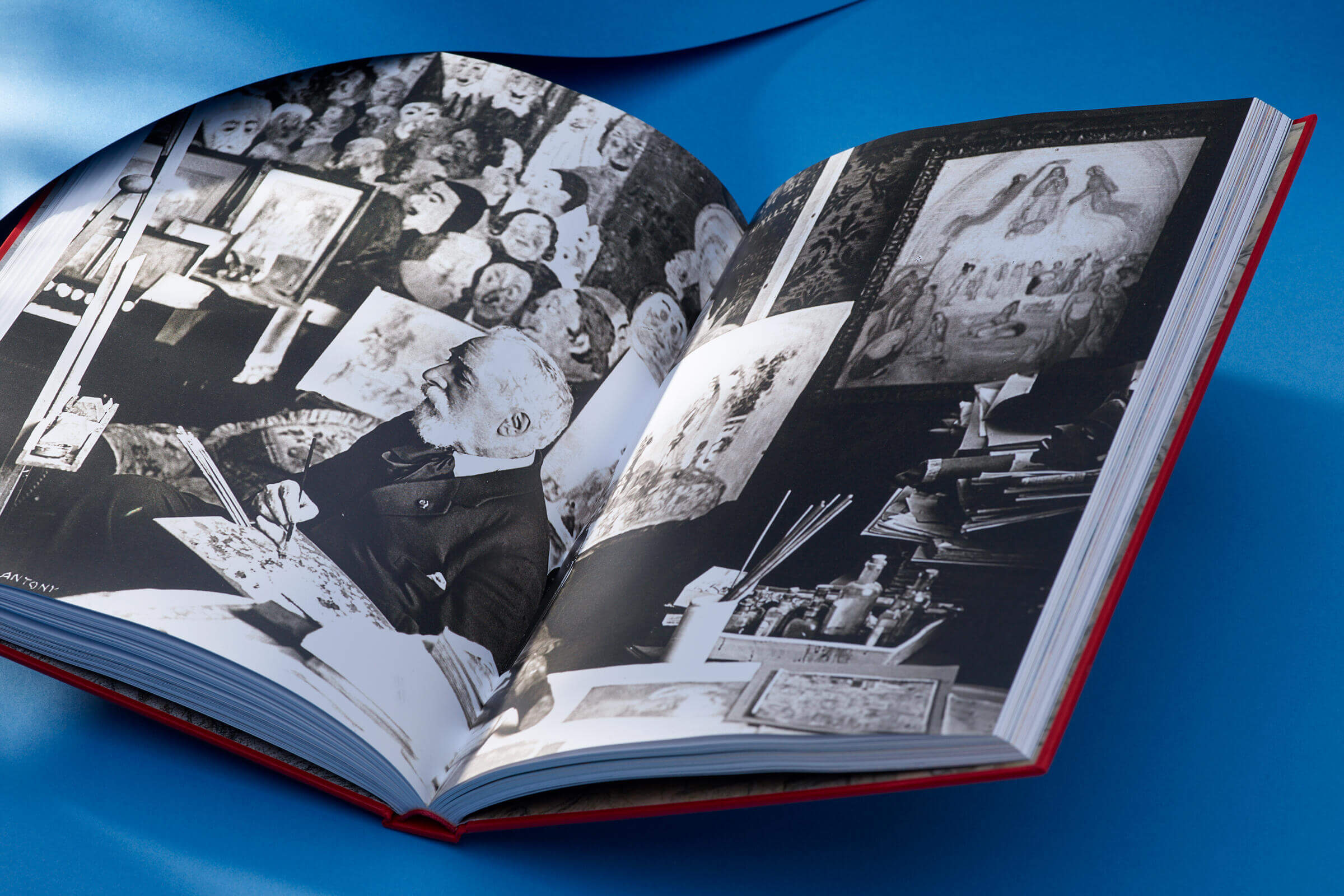 Kunstboek James Ensor Buroform