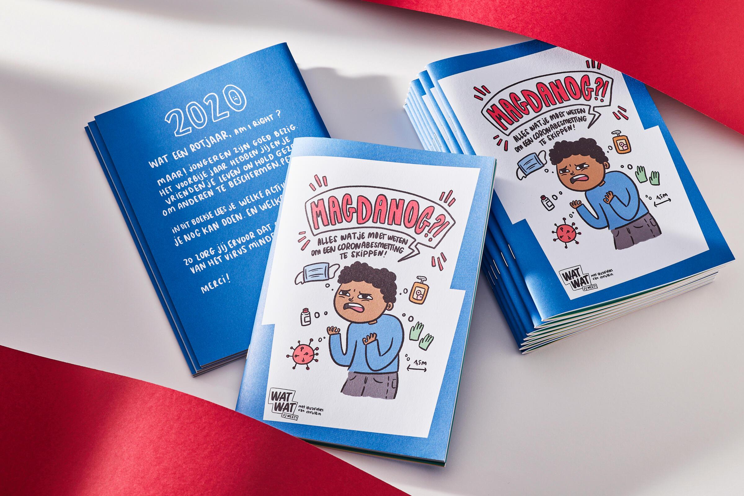 Brochure MAGDANOG?! voor WATWAT