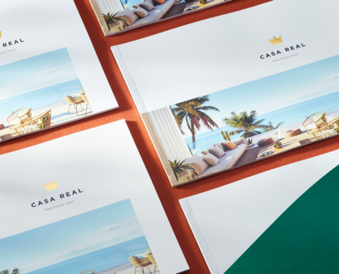 Buroform - Brochure: Casa Real