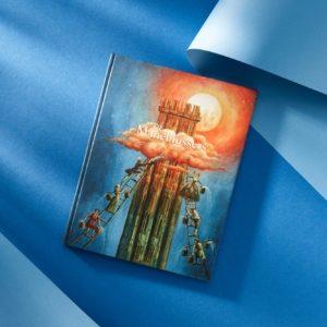 Boek Maneblussers: vijf vrienden wakkeren Mechelse stadslegende opnieuw aan