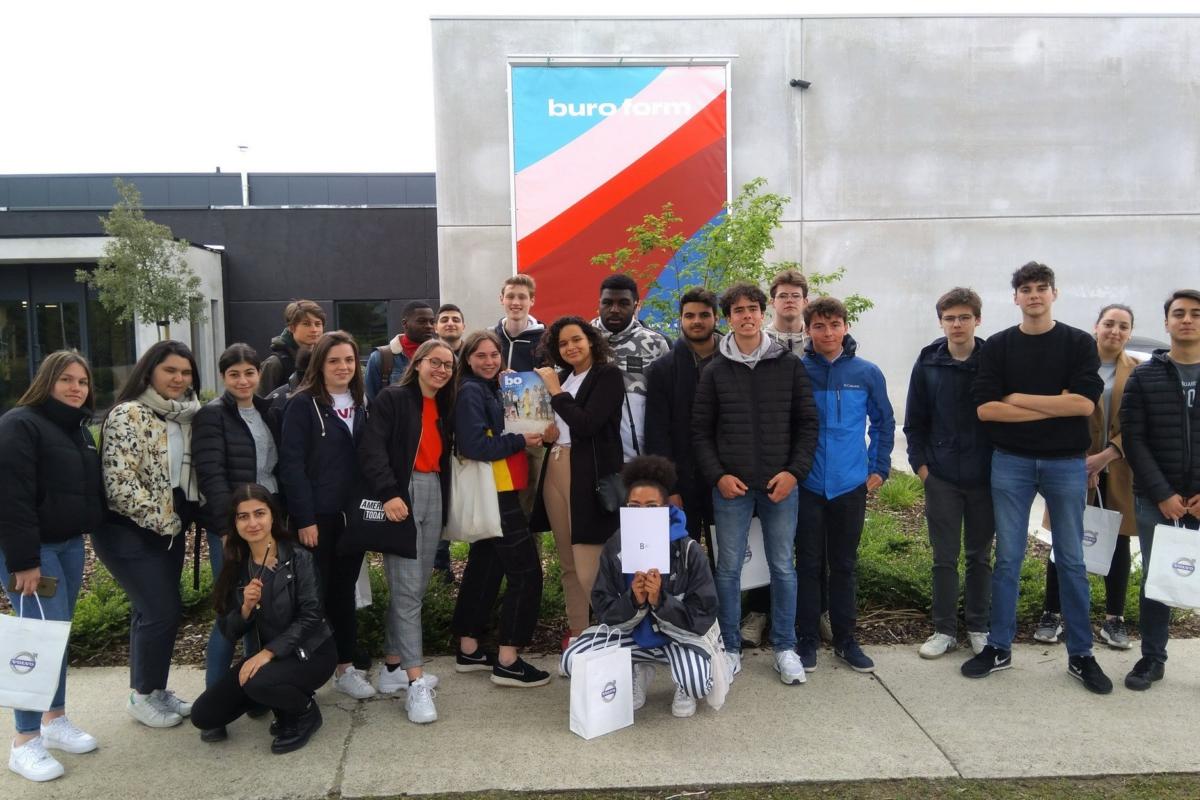 Op bezoek bij Buroform: een drukkerij als leerschool
