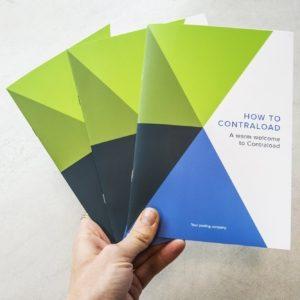 Gepersonaliseerd drukwerk voor Contraload