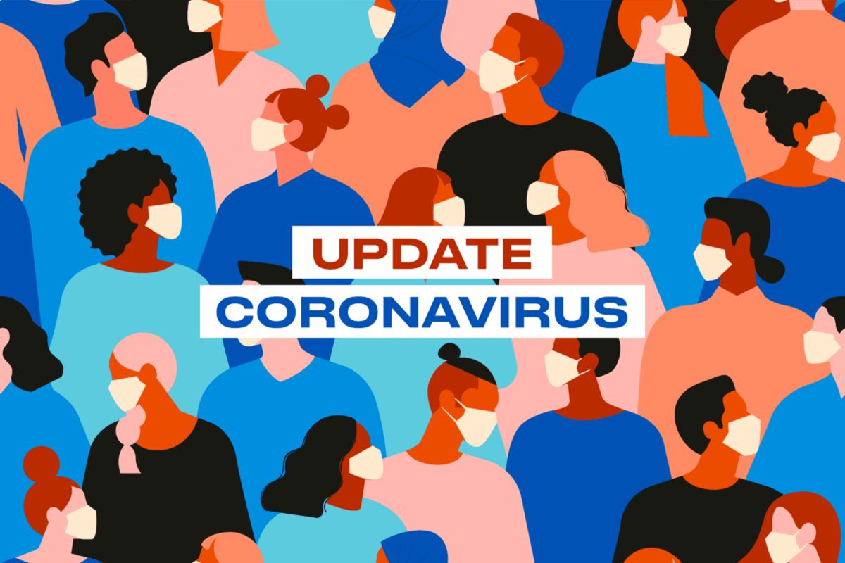 Update ivm coronavirus